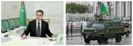 Turkmenistan Security