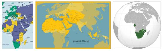 Africa History - The Islamic Countries